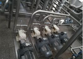 承建200吨常温酸奶工厂